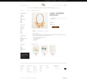 Resa Royale Product Page